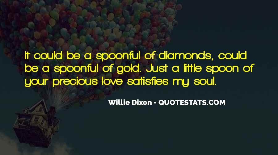 Spoonful Quotes #781671