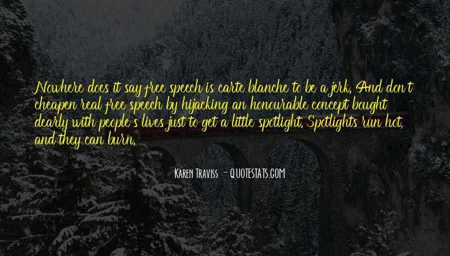 Spotlight Free Quotes #1577422