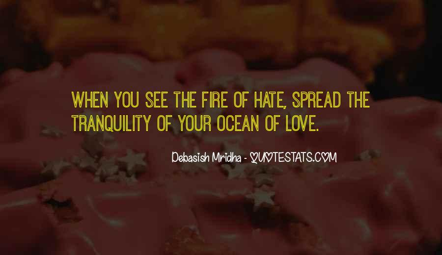 Spread Love Not Hate Quotes #1290086