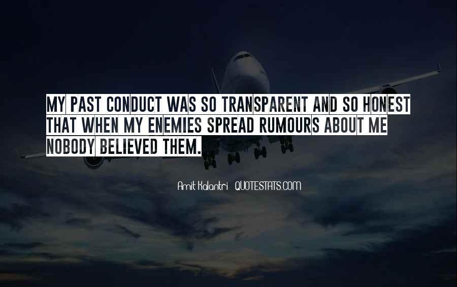 Spread Rumors Quotes #776999