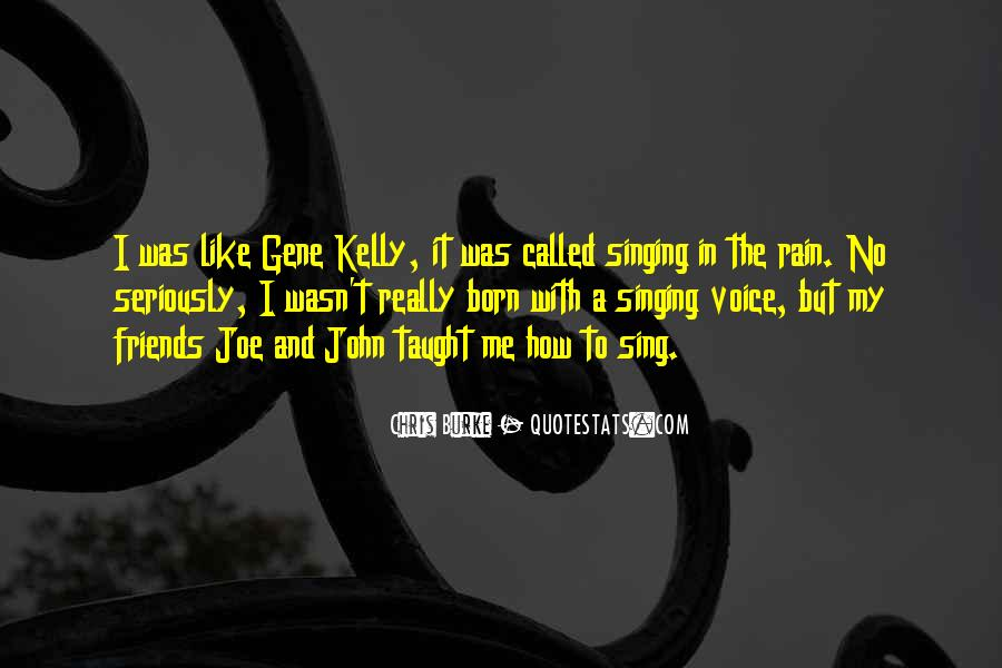 Quotes About Gene Kelly #1157801