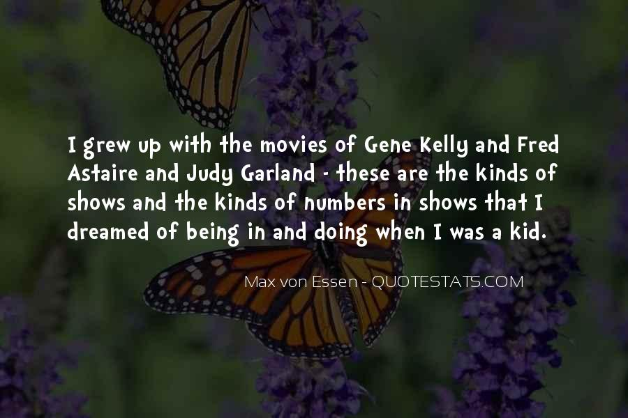 Quotes About Gene Kelly #1264764