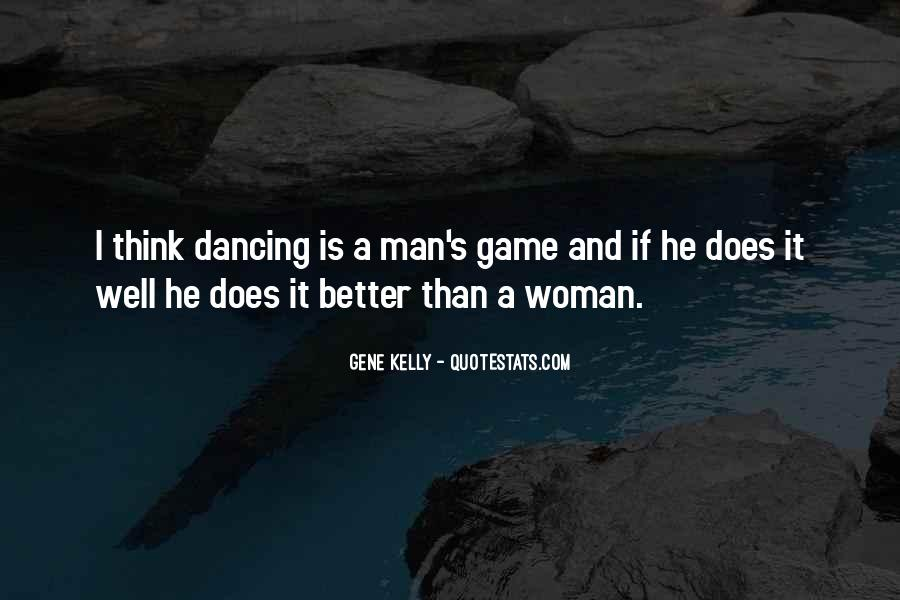 Quotes About Gene Kelly #1742768