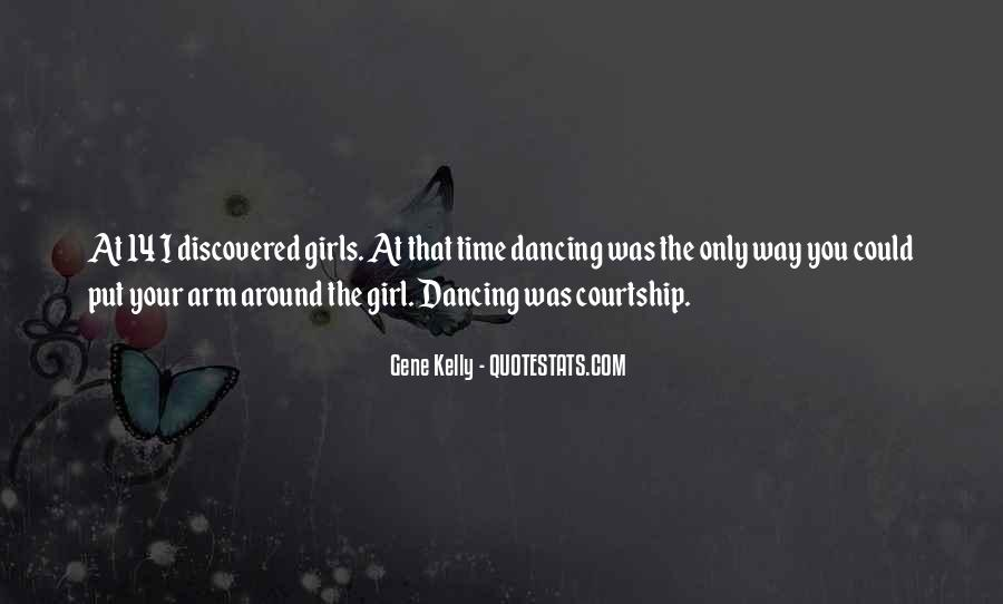 Quotes About Gene Kelly #590760