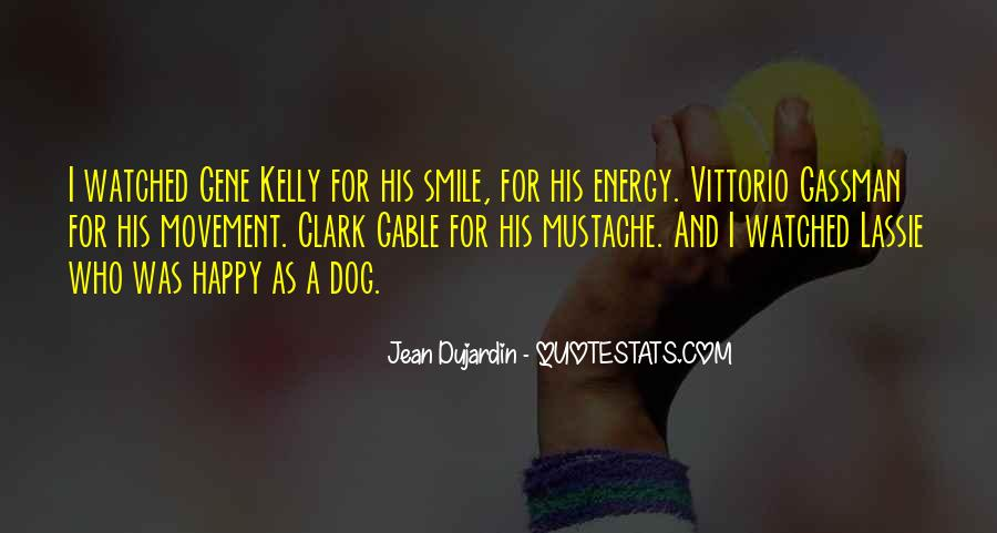 Quotes About Gene Kelly #713569