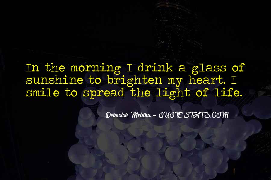 Spread The Light Quotes #1193758