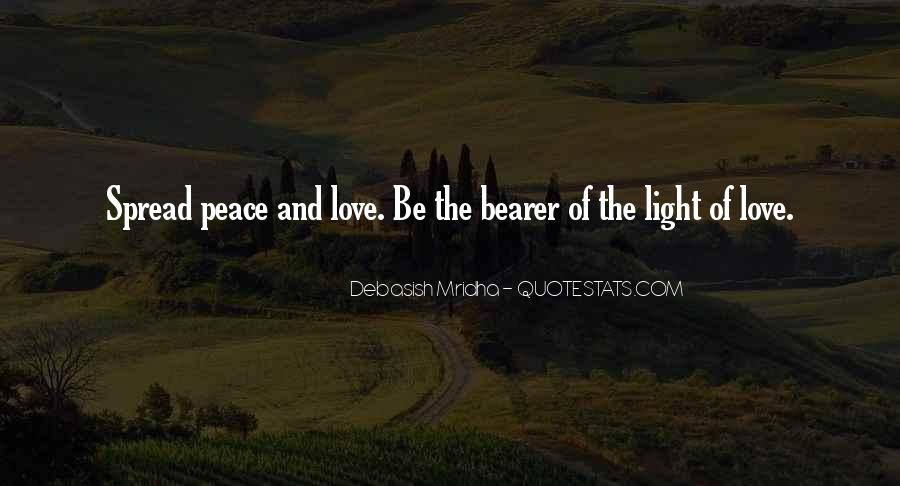 Spread The Light Quotes #1624983