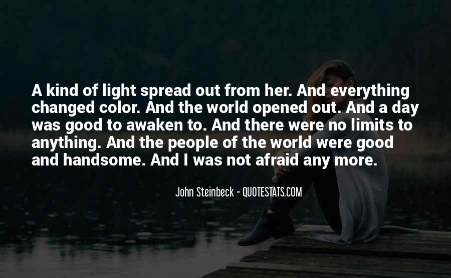 Spread The Light Quotes #1789465