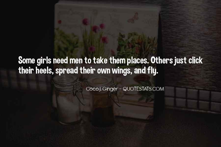 Spread Wings And Fly Quotes #1226495