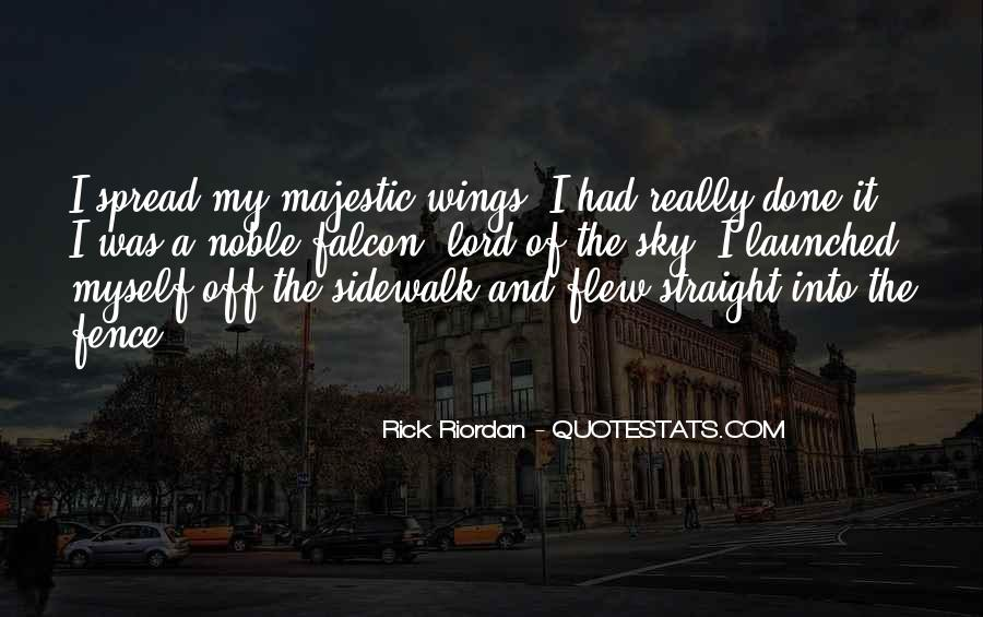 Spread Wings And Fly Quotes #1696029
