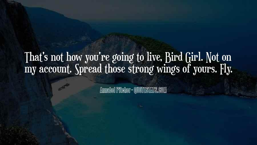 Spread Wings And Fly Quotes #495049