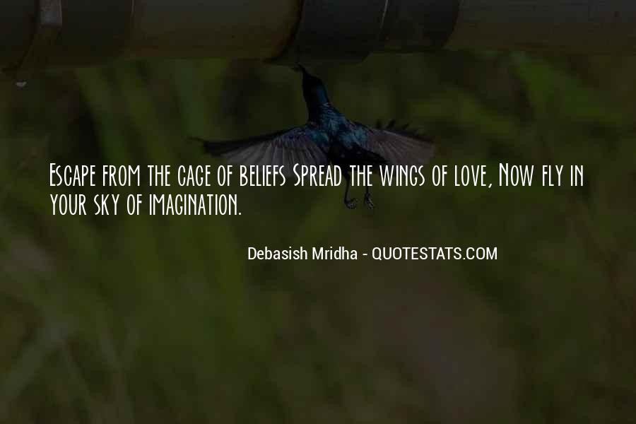 Spread Wings And Fly Quotes #618529