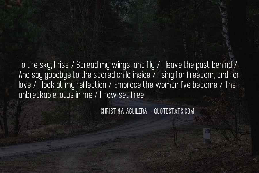 Spread Wings And Fly Quotes #693619