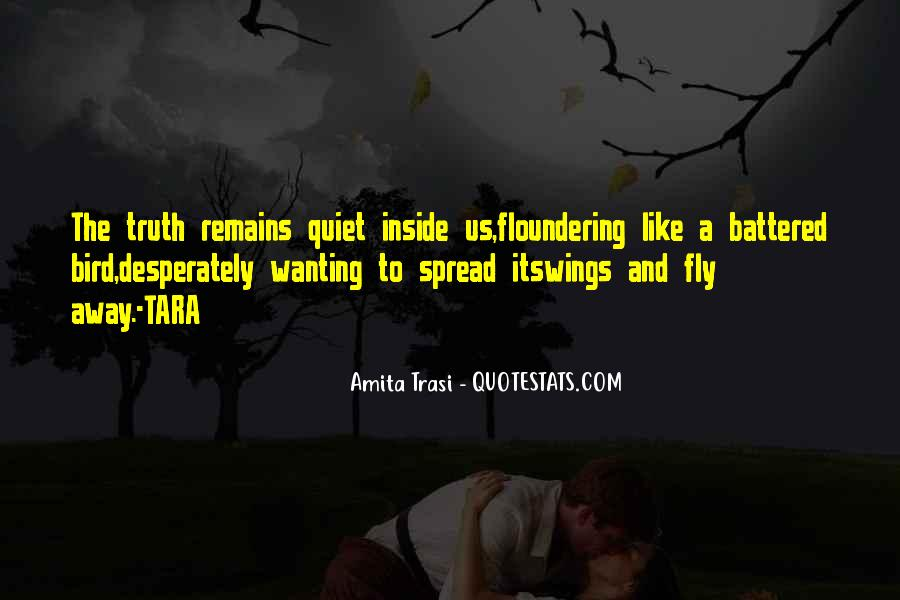Spread Wings And Fly Quotes #802350
