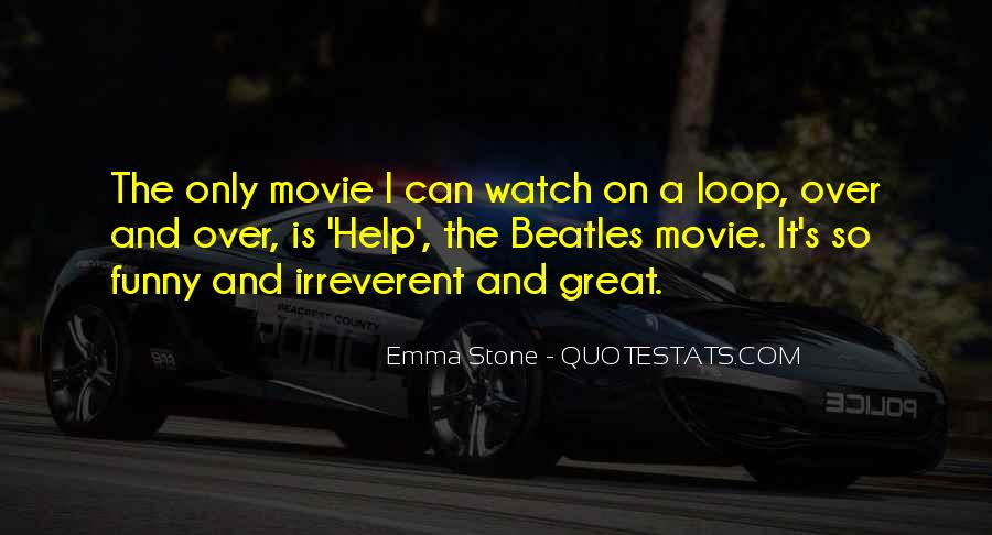 Quotes About Emma Stone #1148061