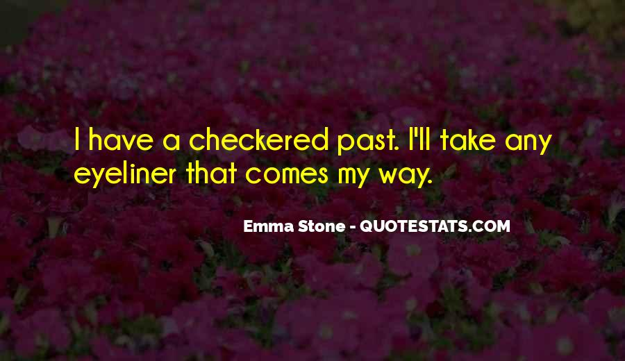 Quotes About Emma Stone #1177389