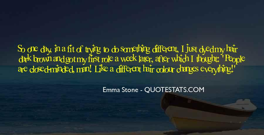 Quotes About Emma Stone #1221835