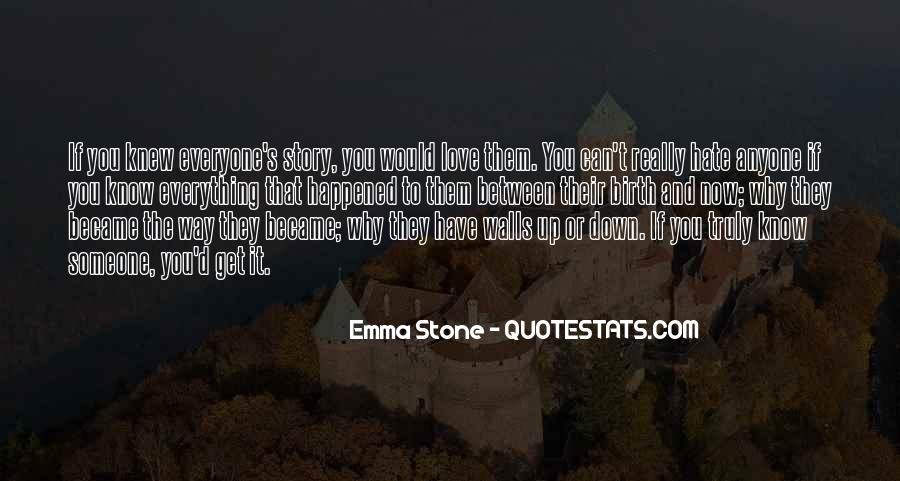 Quotes About Emma Stone #482124