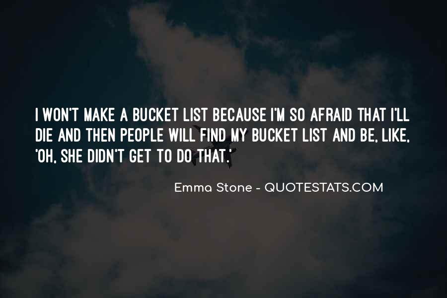Quotes About Emma Stone #804564
