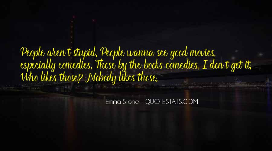 Quotes About Emma Stone #89723