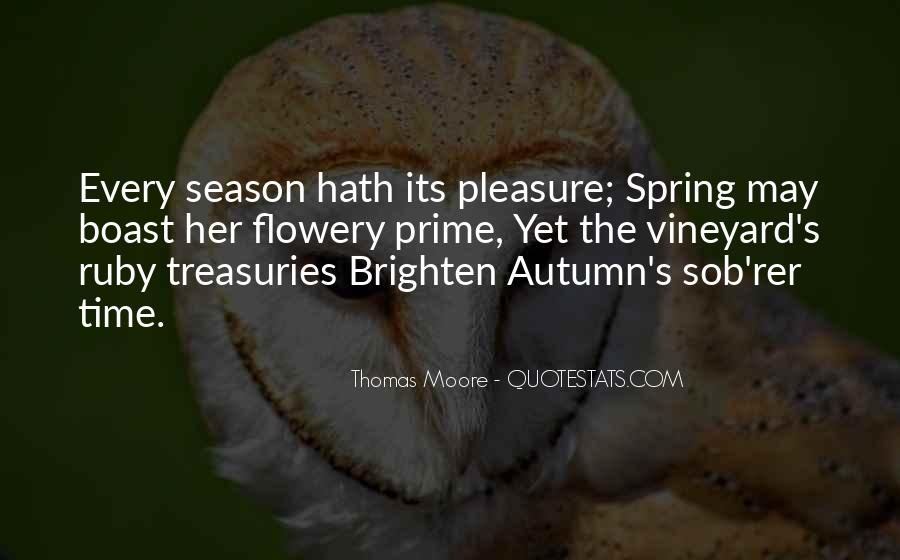 Spring Time Quotes #109846