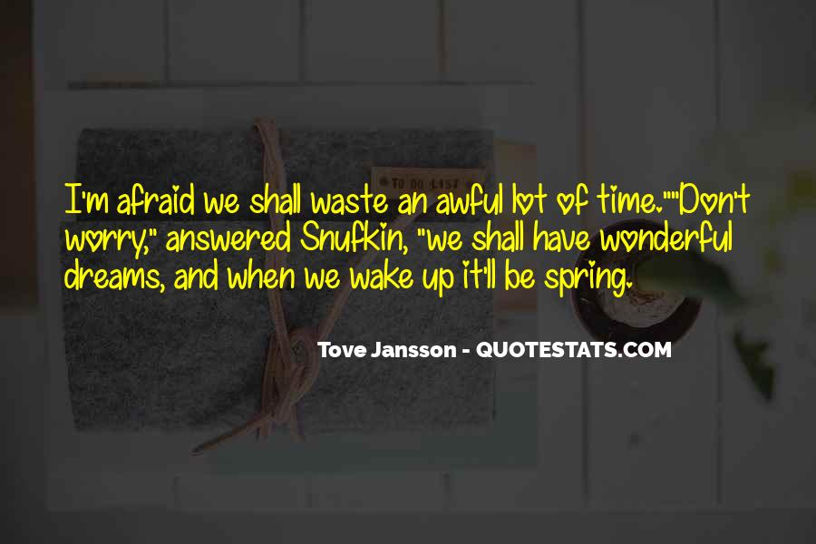 Spring Time Quotes #26169