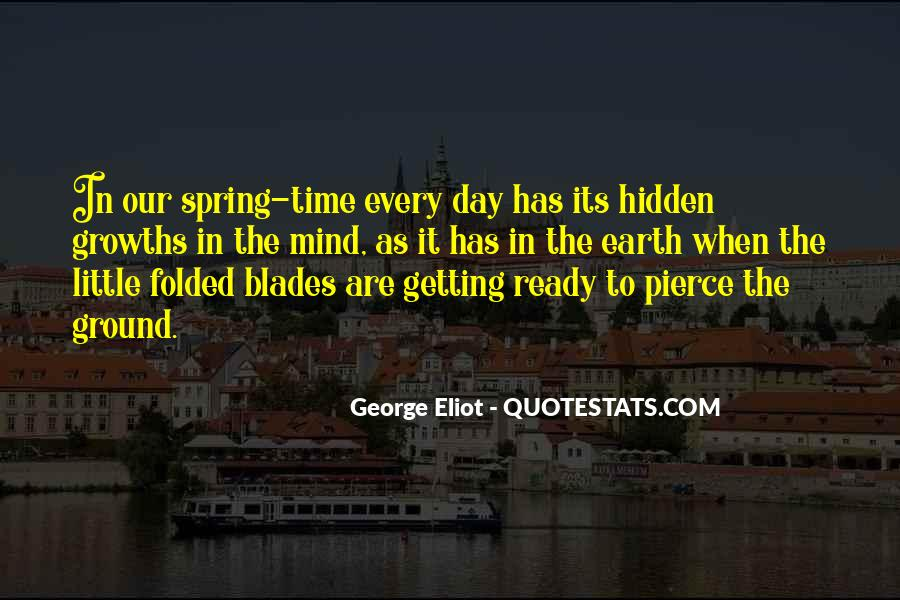 Spring Time Quotes #334153