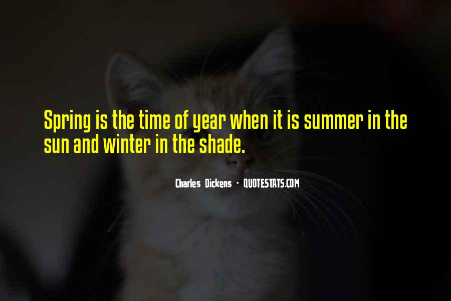 Spring Time Quotes #345895