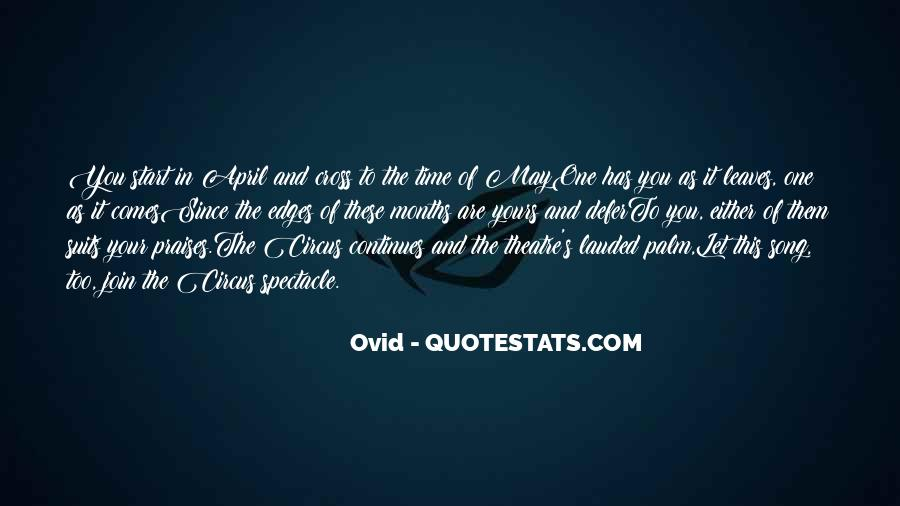 Spring Time Quotes #353480