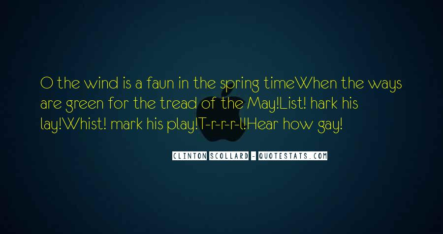Spring Time Quotes #738703