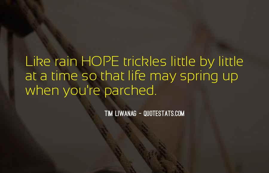 Spring Time Quotes #771027