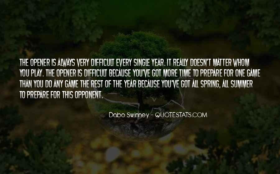 Spring Time Quotes #771498