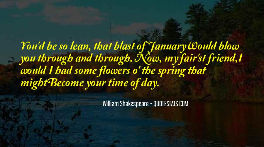 Spring Time Quotes #823139