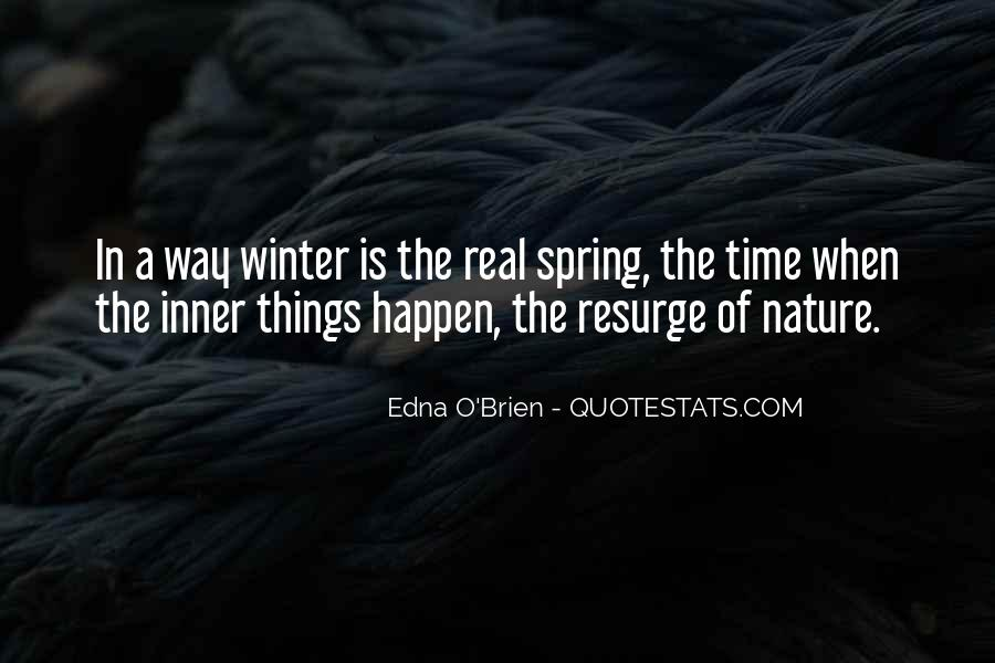 Spring Time Quotes #836632