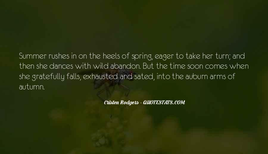 Spring Time Quotes #918528