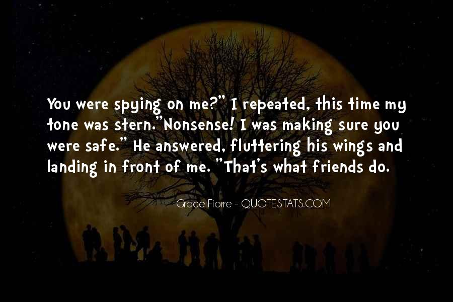 Spying On You Quotes #102069