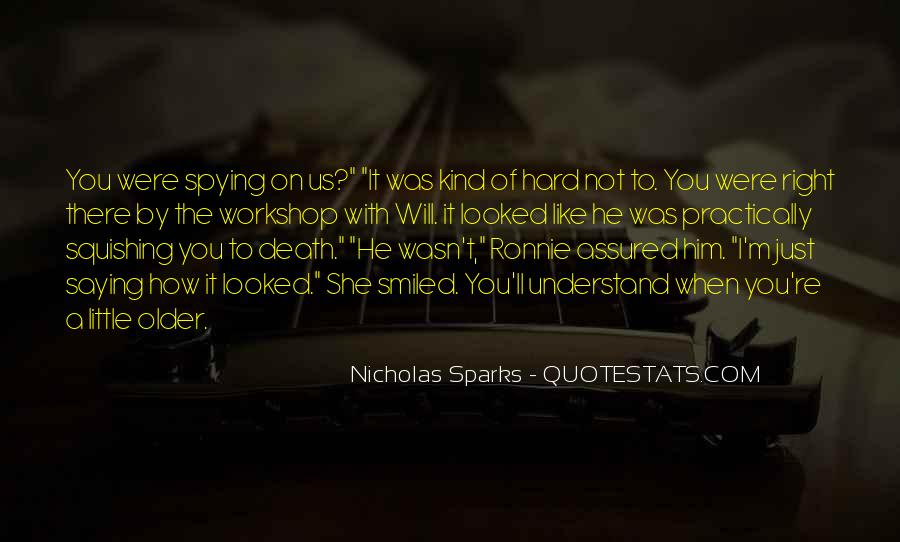 Spying On You Quotes #1082858
