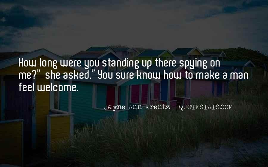 Spying On You Quotes #1809239
