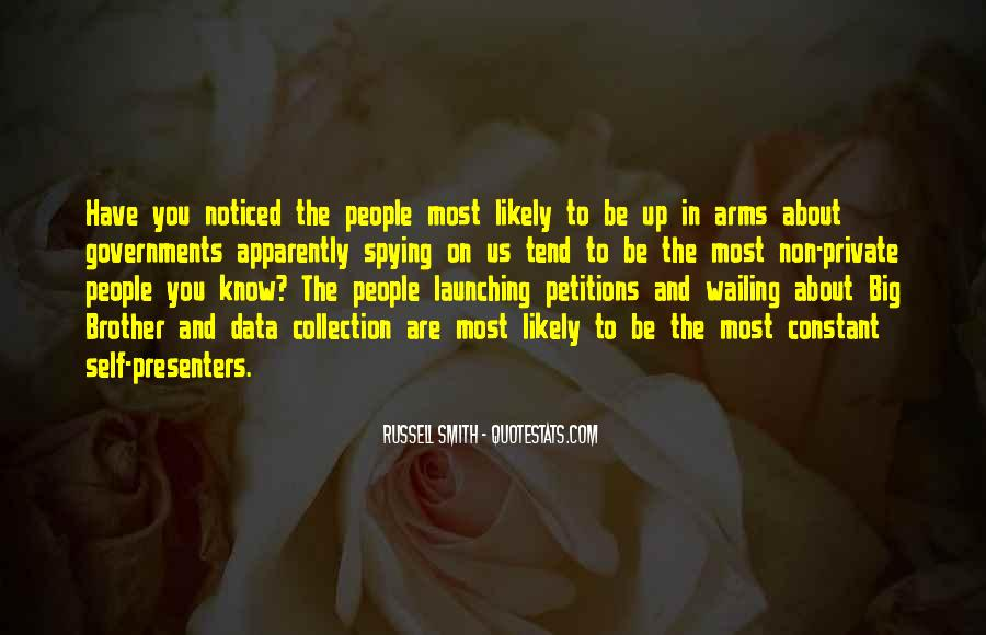 Spying On You Quotes #440660