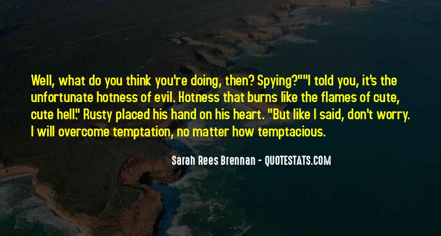 Spying On You Quotes #48648