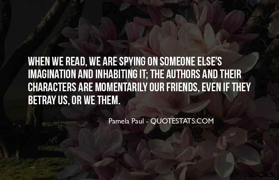 Spying On You Quotes #750219