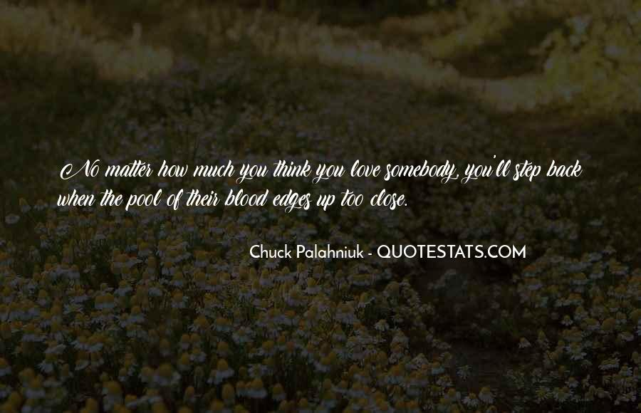 Quotes About Chuck Close #896912