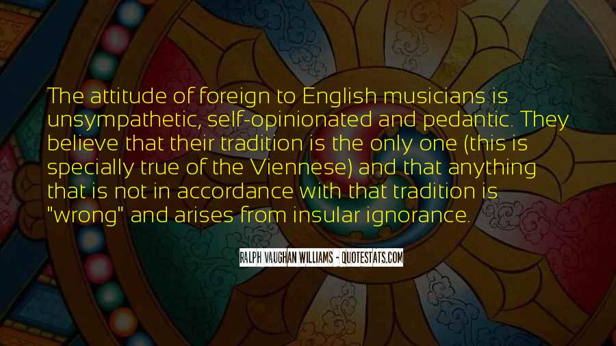 Quotes About Attitude In English #582470