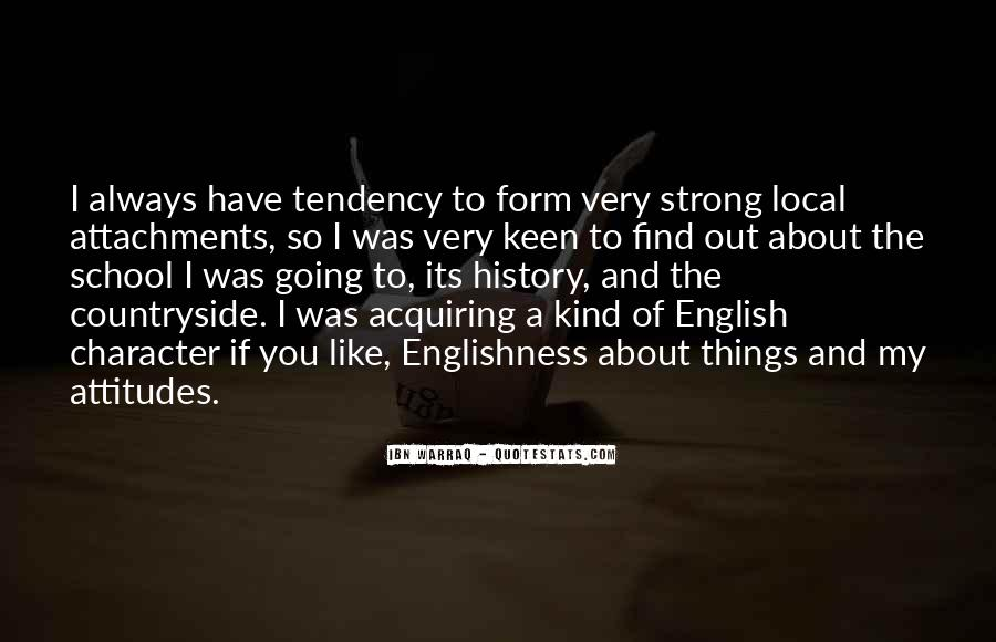 Quotes About Attitude In English #991797