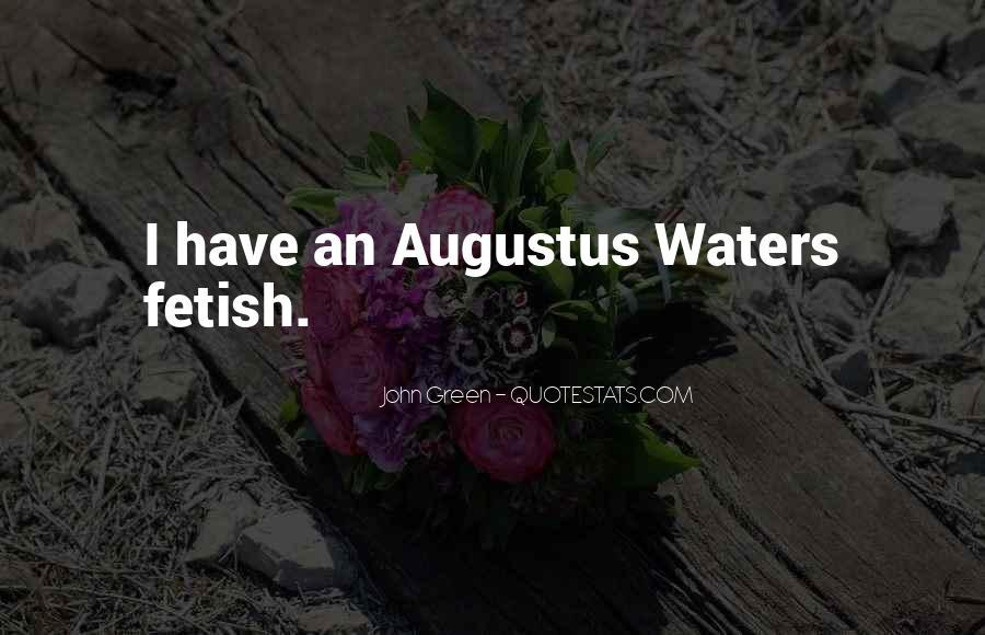 St Augustus Quotes #196157