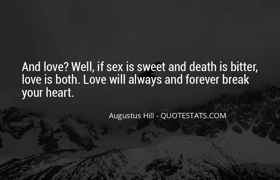 St Augustus Quotes #256107