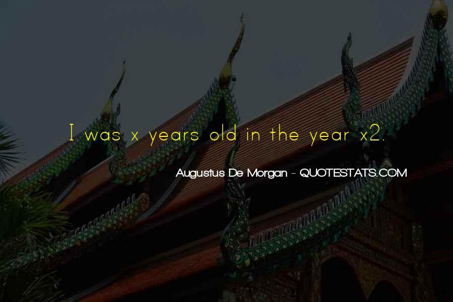 St Augustus Quotes #30556