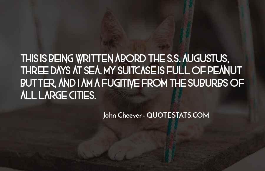 St Augustus Quotes #357813