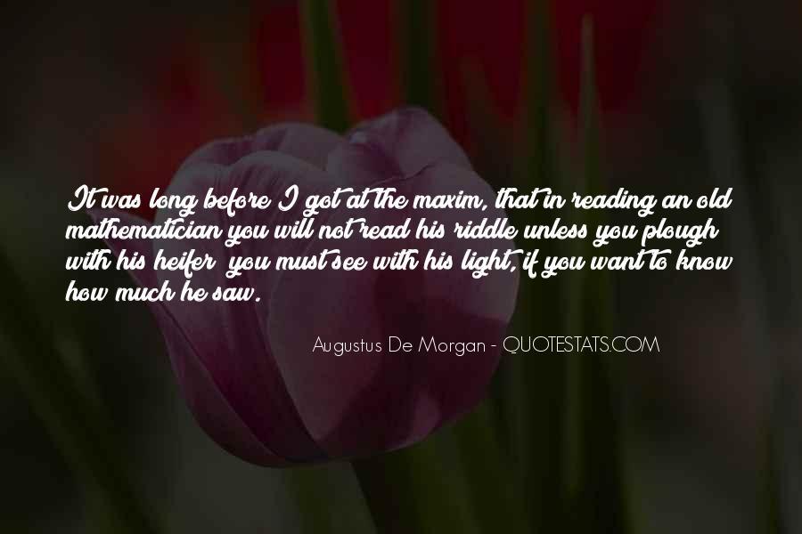 St Augustus Quotes #4087