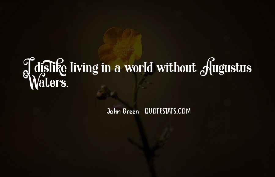 St Augustus Quotes #52533